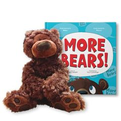 More Bears! and Philbin Teddy Bear Plush Gift Set