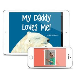 My Dad Loves Me! Downloadable eBook