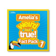 National Geographic My Weird but True Fact Pack 1