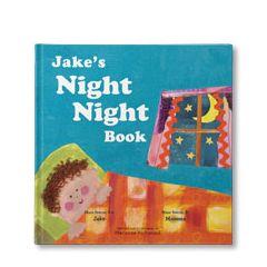 Night Night Personalized Book