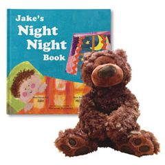 The Night Night Gift Set (For Boys)