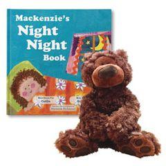 The Night Night Gift Set (For Girls)