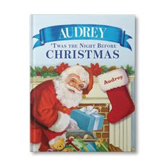 'Twas the Night Before Christmas Personalized Book