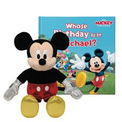 Disney's Mickey and Friends: Whose Birthday Is It? Mickey Mouse Gift Set