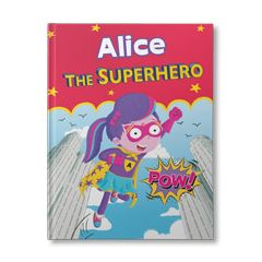 You the Superhero Personalized Book