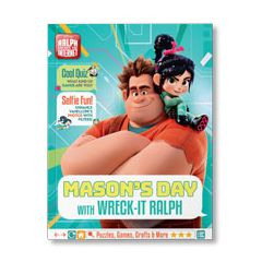 Disney's Ralph Breaks the Internet: Your Day with Wreck-It Ralph