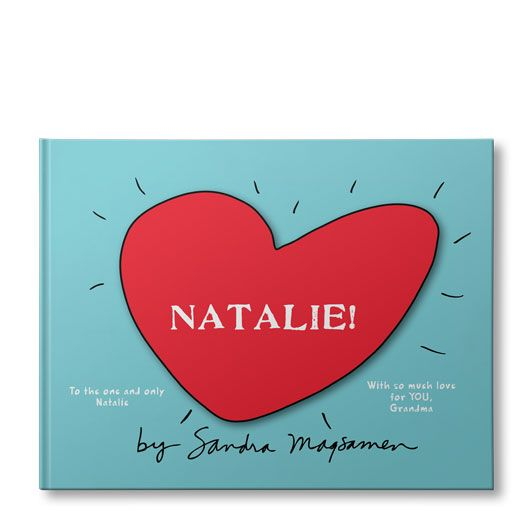 You! Personalized Book