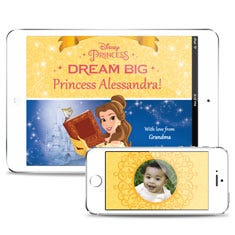 Disney's Dream Big, Princess: Belle's Special Edition