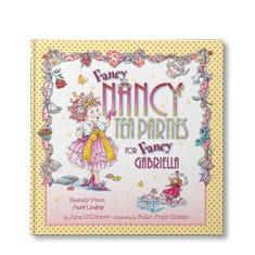 Fancy Nancy Tea Parties Personalized Book