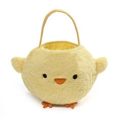 Baby Chick Easter Basket