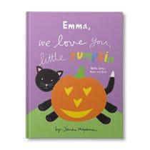 I Love You Little Pumpkin Personalized Book