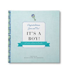 It's a Boy Personalized Book