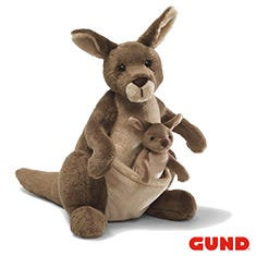 Jirra and Joey Kangaroo Plush