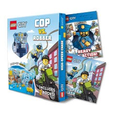 LEGO® City High-Speed Chase: Cop vs. Robber Activity Pack