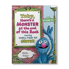 There's a Monster at the End of This Book