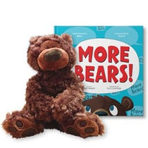More Bears! and Philbin Teddy Bear Plush Gift Set