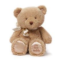 My First Teddy Plush