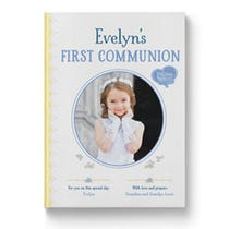 Precious Moments: Your First Communion Personalized Book