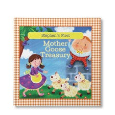 My First Mother Goose Treasury Personalized Book