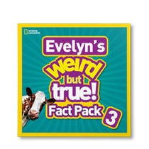 National Geographic My Weird but True Fact Pack 3