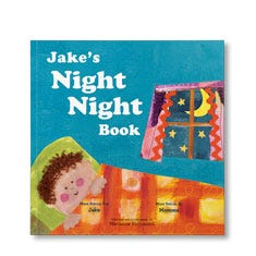 Night Night Personalized Paperback Book