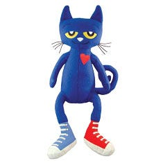 Pete the Cat Gift Plush