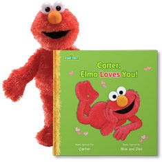 Sesame Street: Elmo Loves You Gift Set