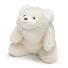 Snuffles Polar Bear Plush