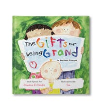 The Gifts of Being Grand Personalized Book
