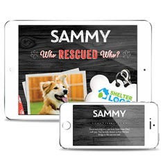 Who Rescued Who? Personalized Downloadable eBook