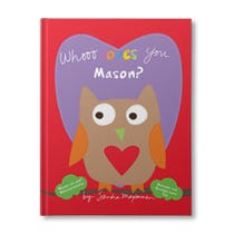 Whooo Loves You? Personalized Book
