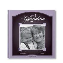 Why I Love Grandma Personalized Book