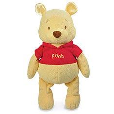 Winnie the Pooh Floppy Favorite Plush