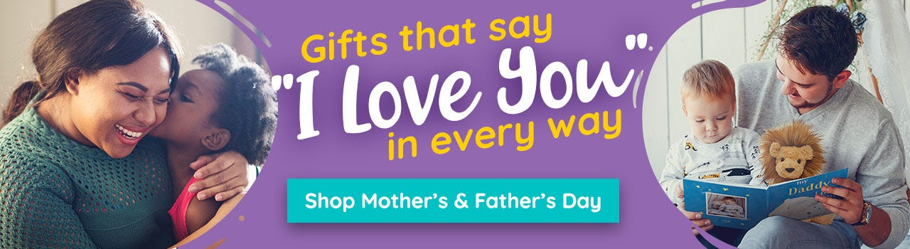 Gifts that say I Love You in every way Shop Fathers Day