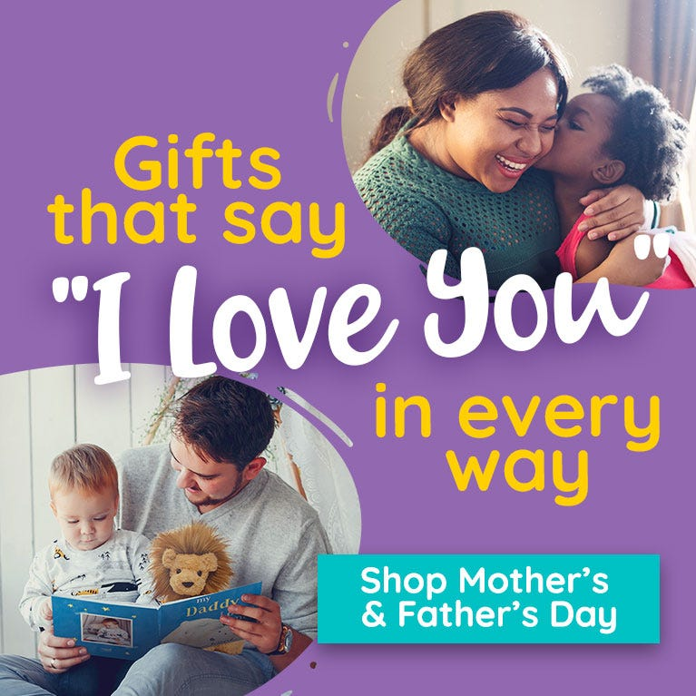 Gifts that say I Love You in every way Shop Mothers Day