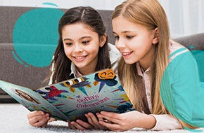 Personalized Books for Girls