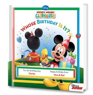 Disney's Mickey Mouse Clubhouse: Whose Birthday is it?