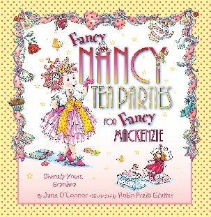 Fancy Nancy Joins Put Me In The Story