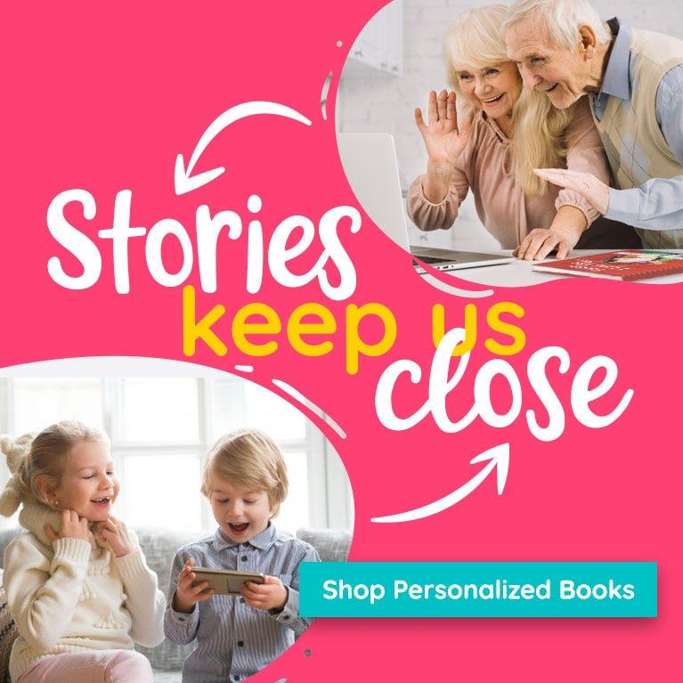 Birthday Gift Boys /& Girls Christmas Gift Personalised Childrens Story Book