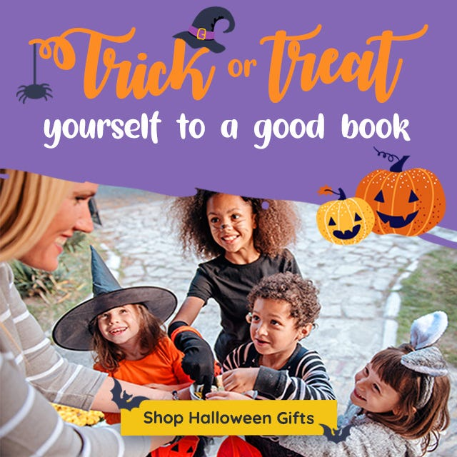 Trick or Treat yourself to a good book