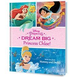 DREAM BIG, PRINCESS! - $39.99