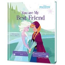 DISNEY'S FROZEN: YOU ARE MY BEST FRIEND - $34.99