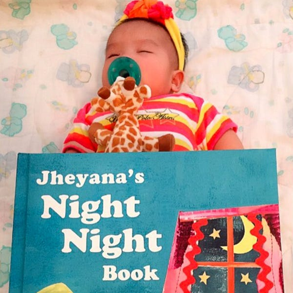 Night Night Book