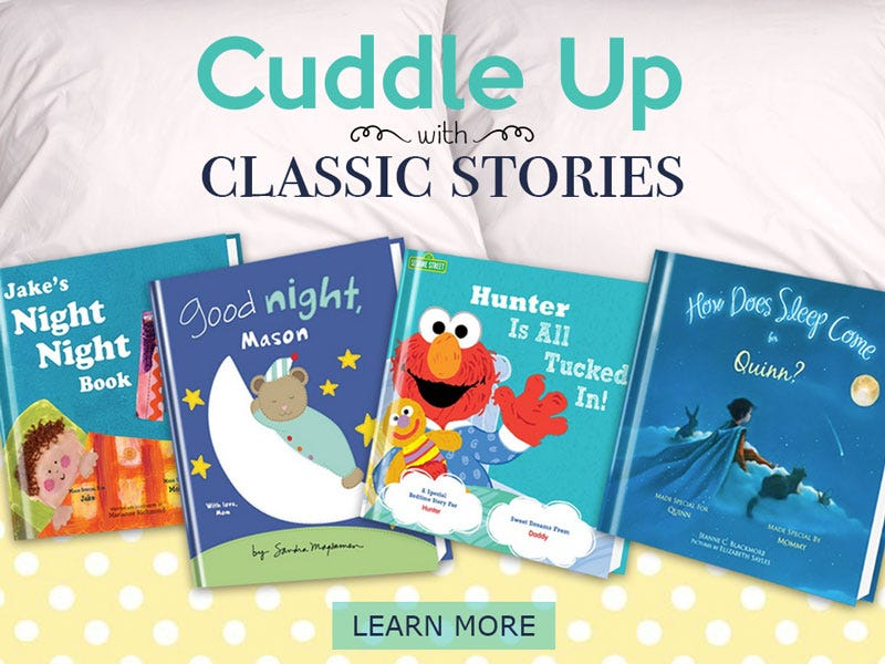 Cuddle up with Classic Stories