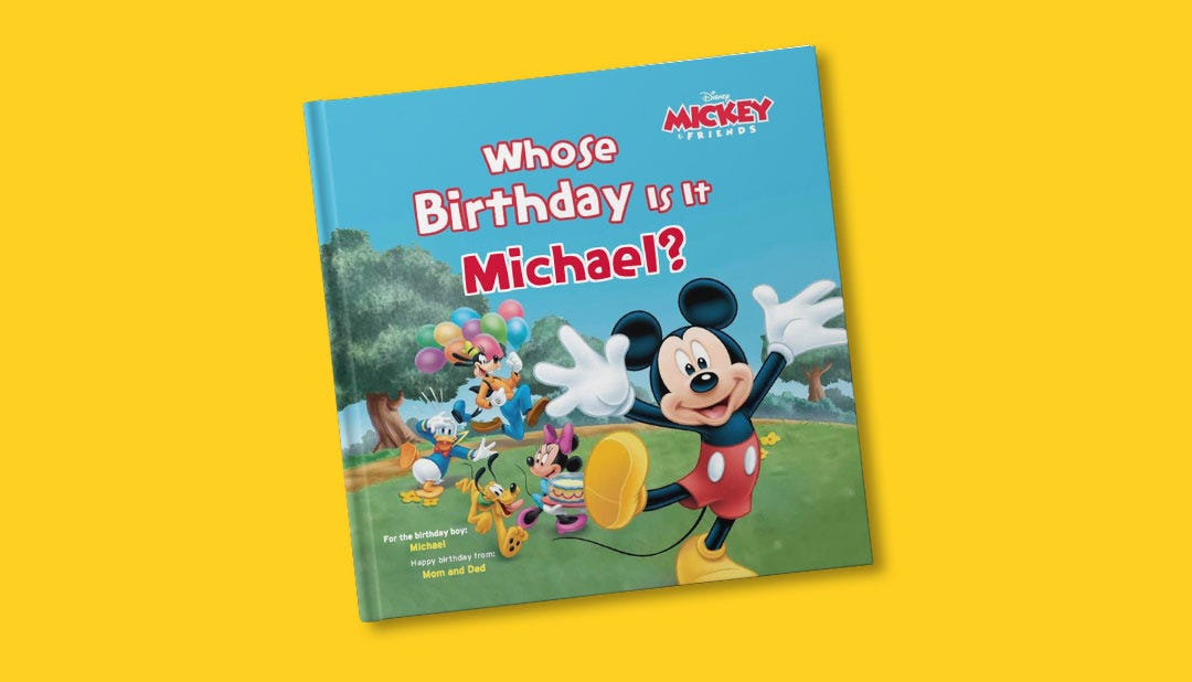 Mickey Mouse: Whose Birthday Is It?