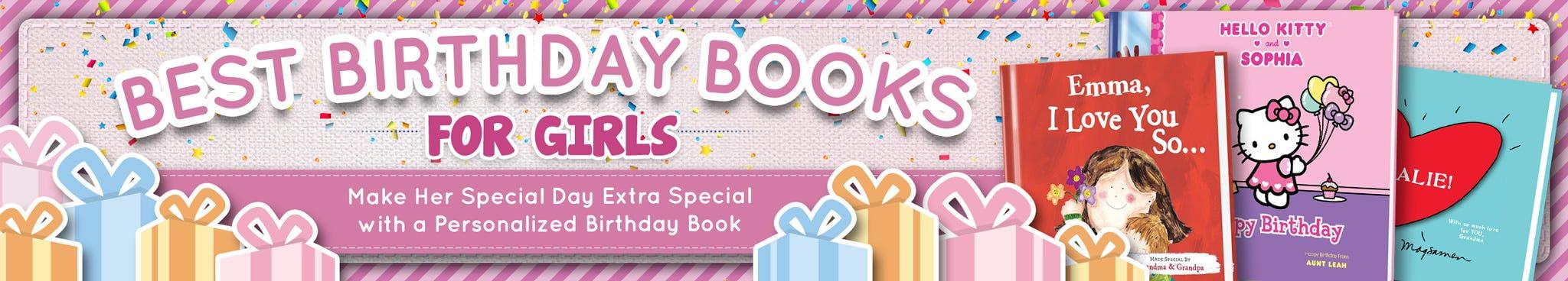 Best Gifts for Birthday Girls