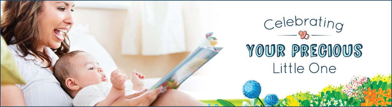 Personalized Baby Books and Gifts