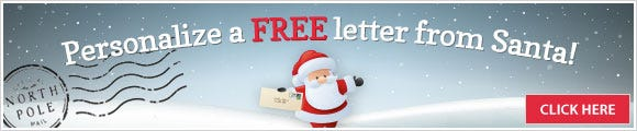 Download the FREE letter from Santa!