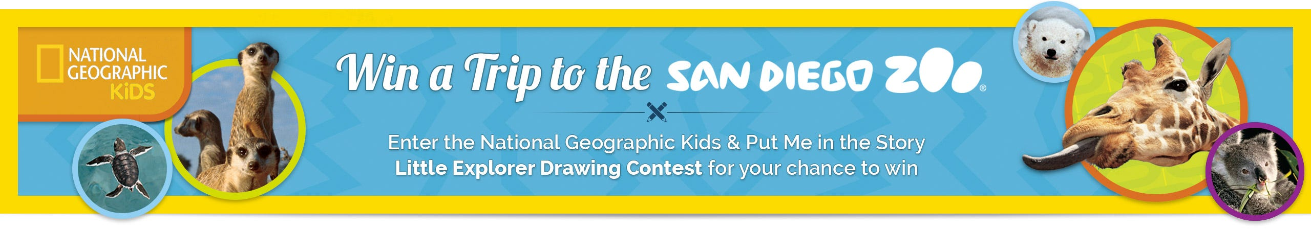 Win a Trip to the San Diego Zoo!
