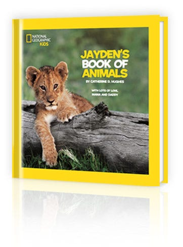 National Geographic Book of Animals